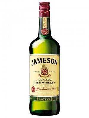 ВИСКИ JAMESON 700 ml. IRISH WHISKEY/ ИРЛАНДИЯ